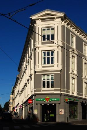 Tilstandsrapport av fasaden