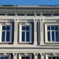 Fasade rehabilitering i Oslo
