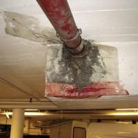 Vann og fuktproblemer i garasjeanlegg