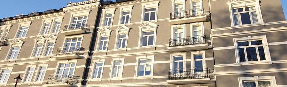 Sjekk fasaden før vinteren