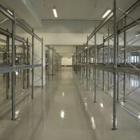 Overflatebehandling med Epoxy på lagergulv