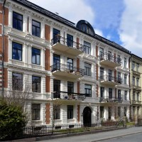 Murmester i Oslo. Fasade rehabilitering