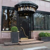 Ombygging og oppussing av lokaler - Bagatelle
