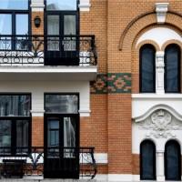 Maling og oppussing av fasade i Oslo