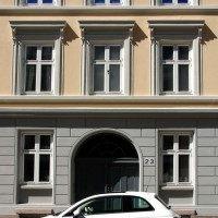 Mur og puss arbeid fasadeoppussing