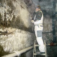 Controll Betongtett for vann, fuktskader i betong