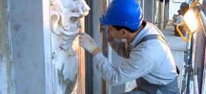 Rehabilitering av fasader i mur, gavlvegger i teglstein