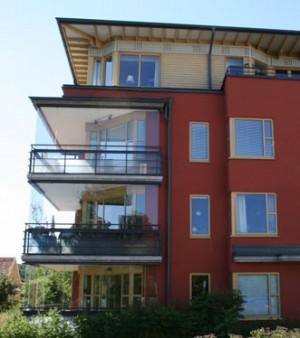 Etterisolering av fasader