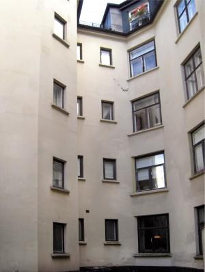 Brannsikring og brannteknisk oppgradering av bygårder i Oslo