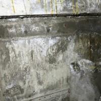 Rehabilitering av skadet betong på svømmebasseng