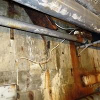 Rehabilitering av vannlekkasje og betongskader