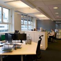 Ombygging kontorlokaler