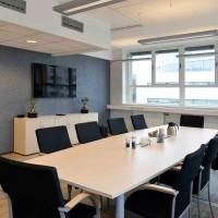 Oppussing kontorlokaler