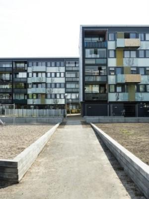 Etterisolering og rehabilitering av fasader