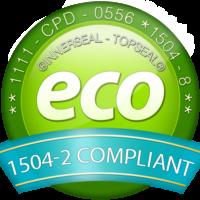 Godkjent av det Tyske ECO-INSTITUT GmbH