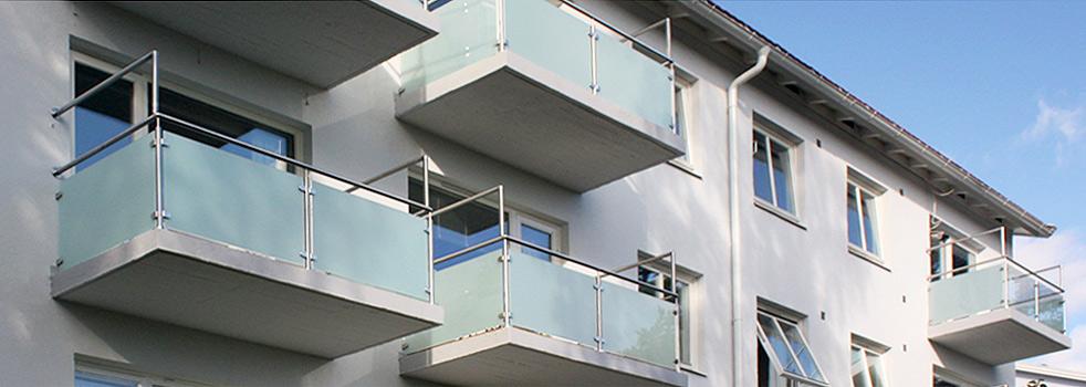 Balkongrehabilitering, nye balkonger i Oslo