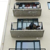 Rehabilitering av balkonger