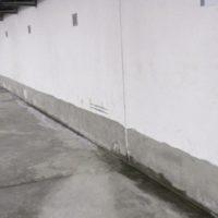 Reparasjon av betongskader i garasjer