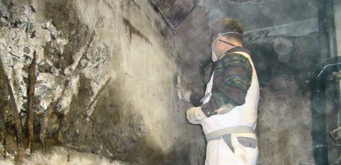 Utbedring av fukt og vannintrengning i kjeller og garasjeanlegg