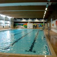 Rehabilitering av svømmebasseng på Langhus Bad