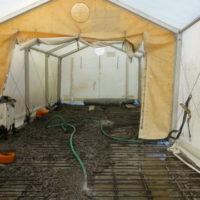 Betongrehabilitering med vannmeisling